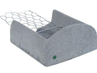 Vasca Da Bagno Blocchi Cad : Löffel particolare ancoraggio rete blocchi